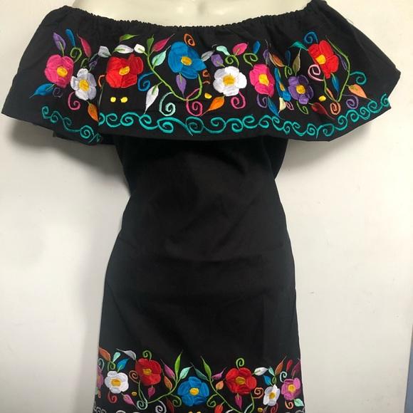 Mexican Dress Vestido Mexicano